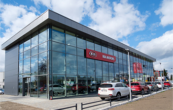 sample showroom kia2