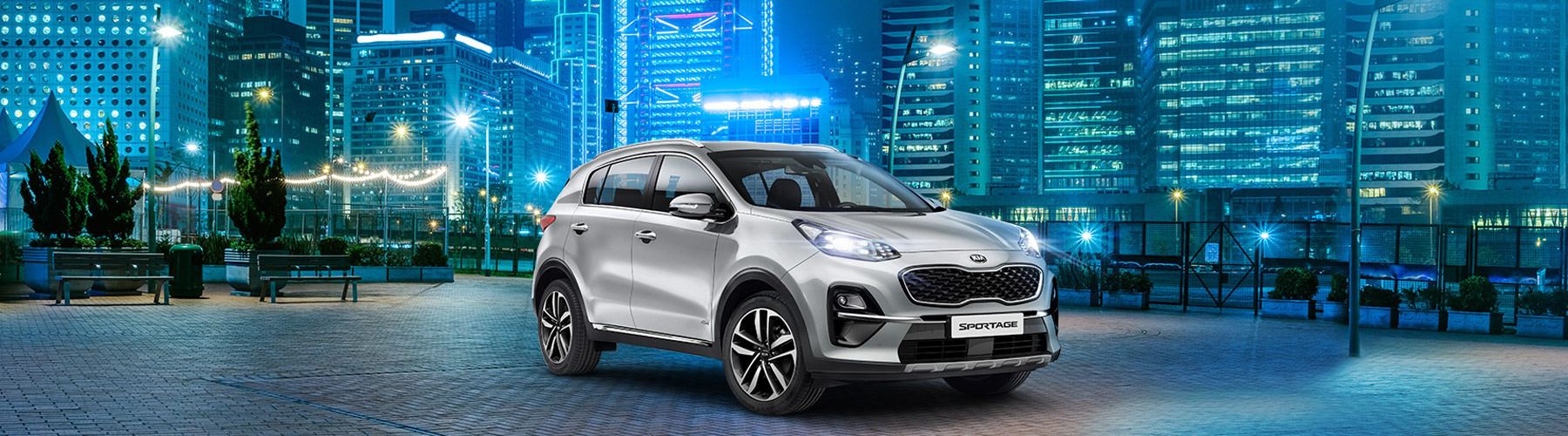 KIA SPORTAGE BUSINESS LINE PLUS